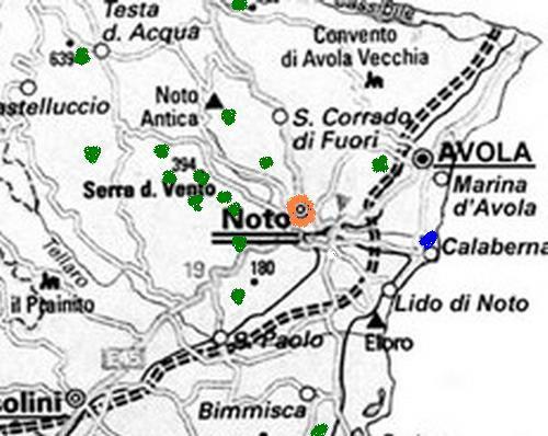 Cartina Noto Sicilia.Notarte Cartina Noto Web 500 Jpg